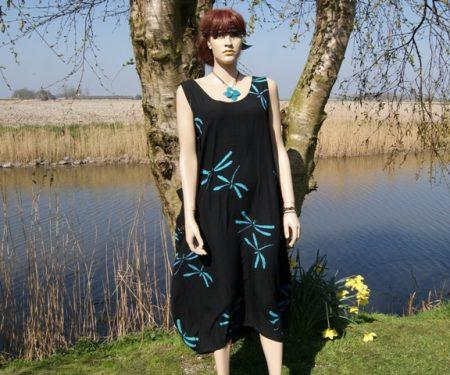 Batic jurk lang