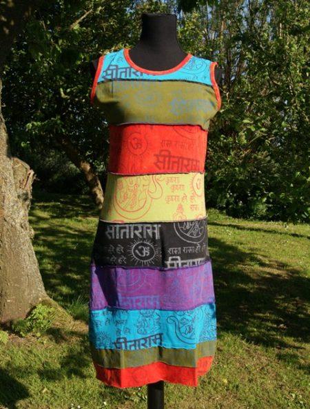 Nepal jurkje met gebedstekens