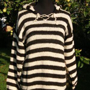 Wollen trui handgemaakt
