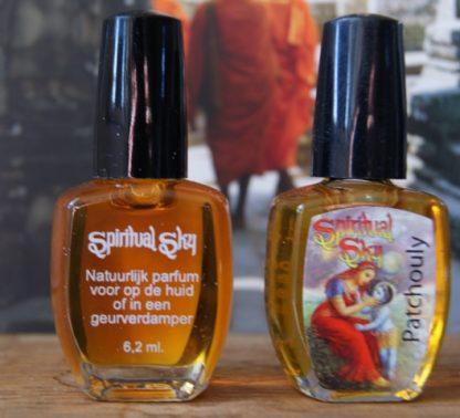 Spiritual sky patchouly parfumolie