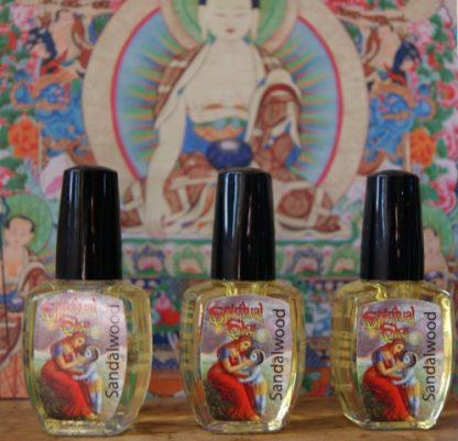 Spiritual Sky Sandalwood parfumolie
