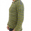 Wollen trui handgemaakt M/L