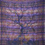 muurkleed India Tree of Life