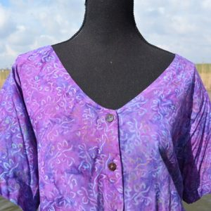 Blouse Fair Trade Batik