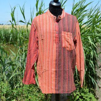grandad shirt nepal