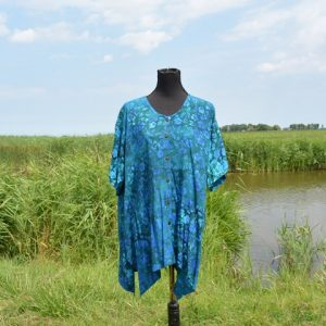 Batic blouse viscose