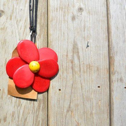 Tagua bloemehanger