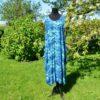 jurk viscose batik