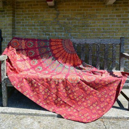 Mandala doek uit India