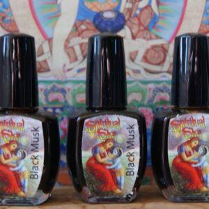 Black Musk parfum olie