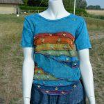 Katoenen fair trade t-shirt