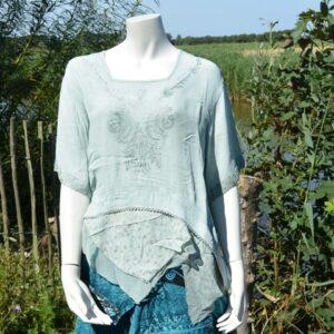 Soepel vallende blouse van Rapp
