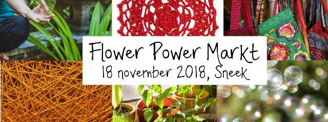 flower power markt Sneek