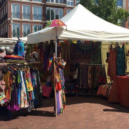 AnnaS Webshop op de markt Leeuwarden