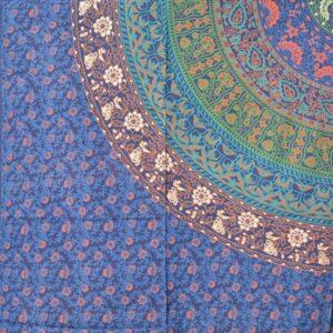 Nepal kleed, Mandala bloemen