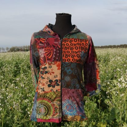 Fair Ware Fair Trade handgemaakt vest