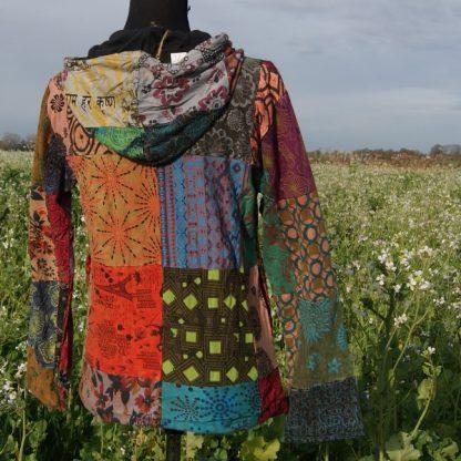 Kleurrijke alternatieve kleding