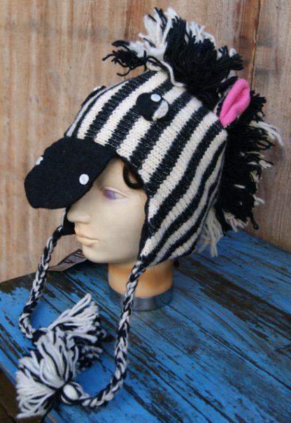 Dierenmuts Zebra