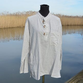 Grandad shirt | Opa overhemd | Vissermans overhemd
