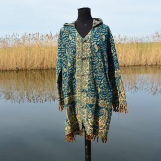Festival zomer jas met capuchon
