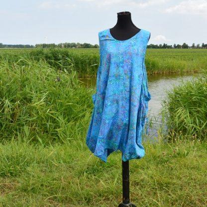 Batik jurk Kiran Boetiek hand gemaakt Indonesië