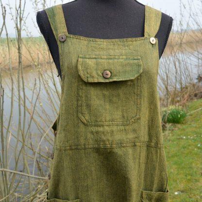 Tuinjurk overgooier Alternatieve kleding