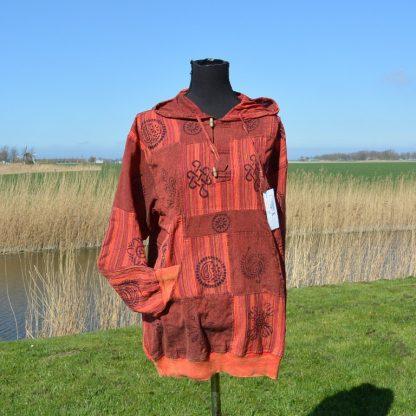 Handloom-Cotton-Multicolor-Patch-Block-Printed