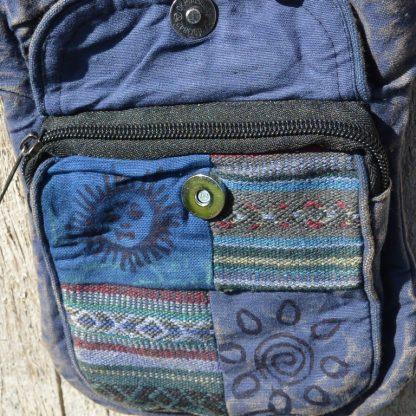 Nepalese zak | Gypsy paspoort tas