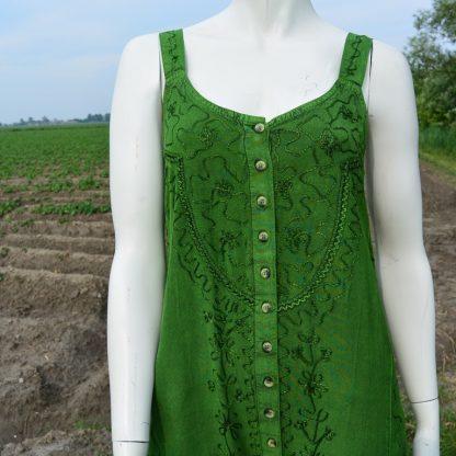 Viscose zomer jurk