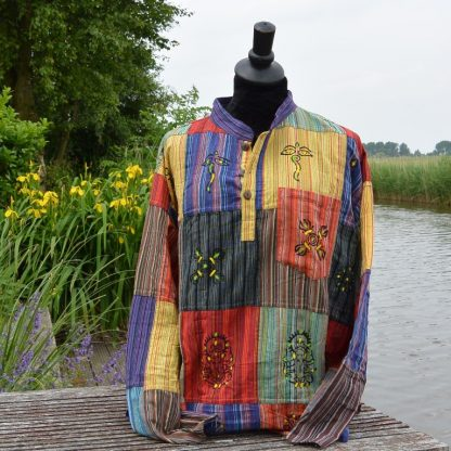 Kleurrijke kleding en accessoires AnnaS webshop