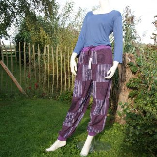 Yoga broek met elastische boord