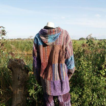 jas van lappen katoen Fairtrade