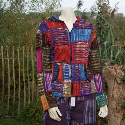 Funky Threads vest met capuchon