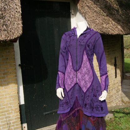 Boho hippie gypsi hippie vest