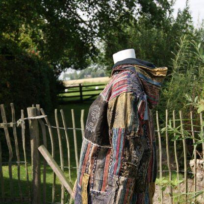 Fair trade jas - Nepal jas - hippie jas - gypsy jas