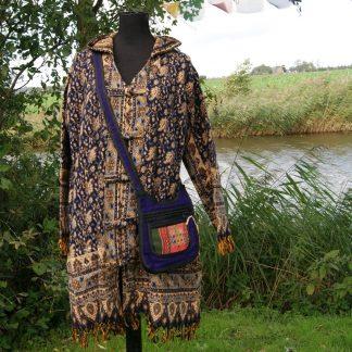 Sjaalvest Vest van een omslagdoek/sjaal