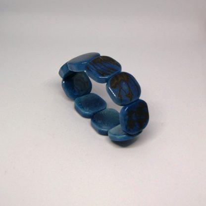 Schijven armband duurzaam materiaal