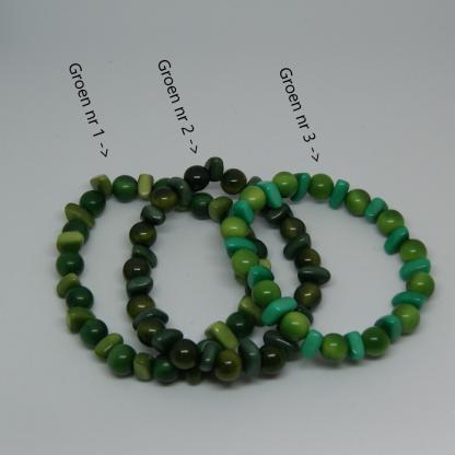 Tagua Eco-armband
