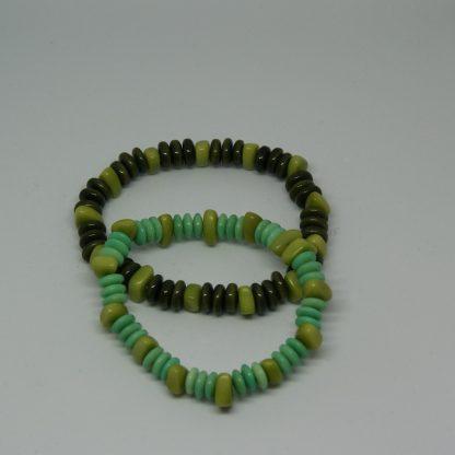 Eco sieraden - Tagua armband