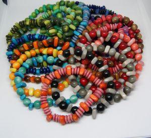 Cadeautje voor Veganisten   tagua-armband   Eco sieraden