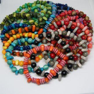 Cadeautje voor Veganisten | tagua-armband | Eco sieraden