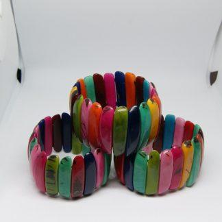 tagua-armband-van-plantaardig-materiaal-regenboog-kleuren