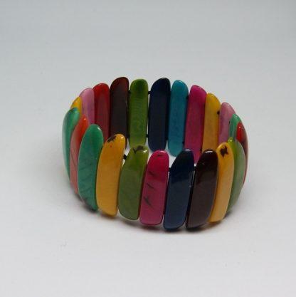 Armband sable met veel kleuren