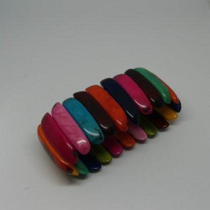 Kleurrijke armband Rainbow