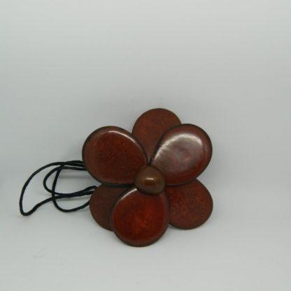 Tagua bloemen hanger - verstelbaar