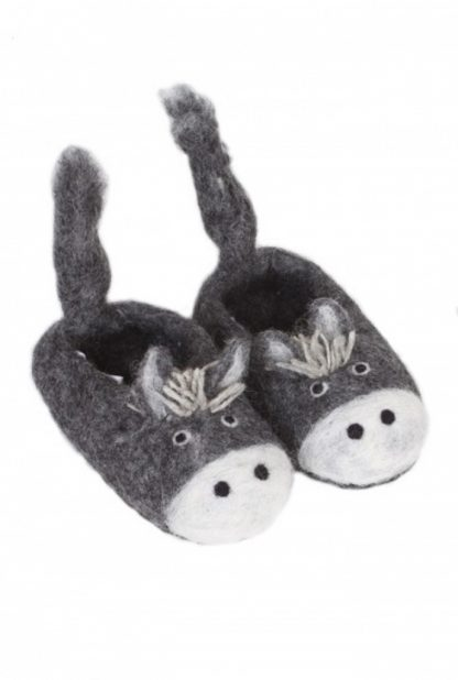Kinderslof - Vilt - Dieren sloffen - Ezeltje - Dennis the Donkey