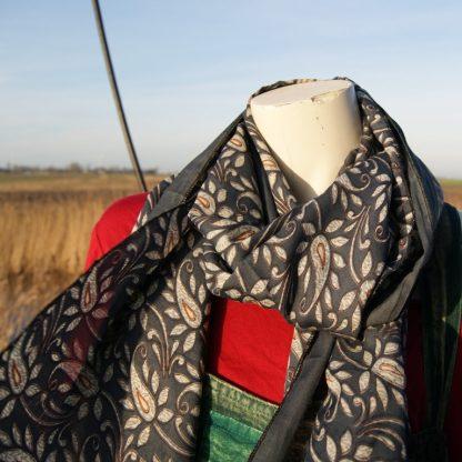 Sjaal 100% zijde