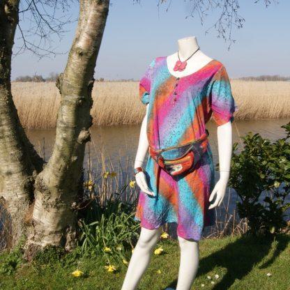 Batik jurk - Kiran Boetiek