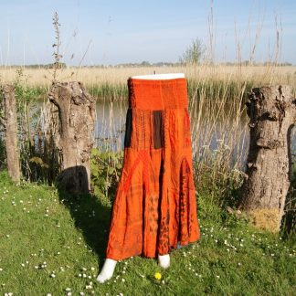 rok-patchwork-kiran-boetiek-oranje-gipsy-rok