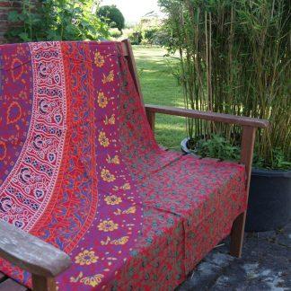 Manadal doek - muur doek - grand foulard